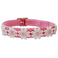 Sweet Daisy Cat Collar | Nylon