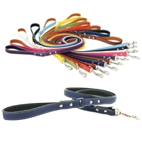 Italian Leather Dog Leashes | Tuscany