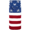 Stars and Stripes Patriotic Dog Sweater