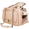 VP Quilted Luxury Pet Carrier - Airline Approved