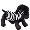 Zebra Hooded Dog Sweater | Costume