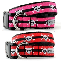 Skully Dog Collar