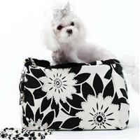 Maddison Luxury Dog Purse | small dog carrier purse