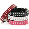 Manhattan Patent Leather Dog Cat Collars