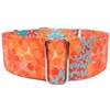 Butterfly Blossoms Martingale Dog Collar