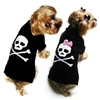 Jolly Roger Skull Designer Dog Sweater