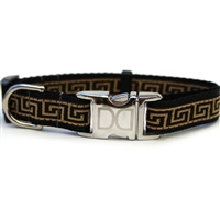 Caesar Designer Dog Collar and Leash