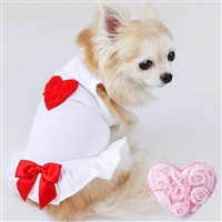 Designer Dog Dress | My Little Valentine