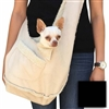 Microsuede Boho Sling Dog Carrier