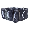 Martingale Dog Collar | Phases of the Moon