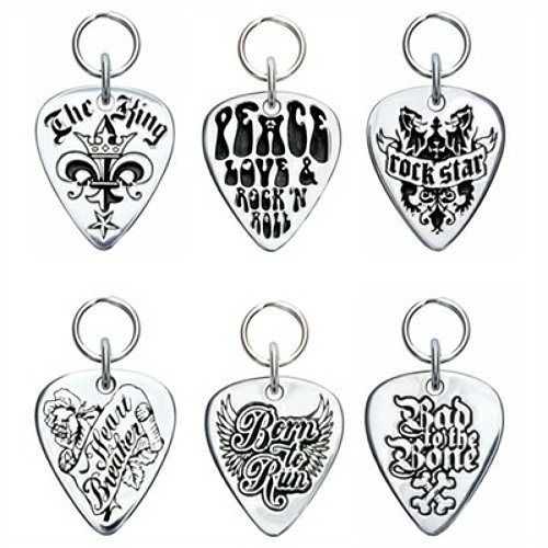 Engravable Sterling Silver Dog Cat Id Tags