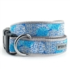 Mums Floral Dog Collar | Nylon