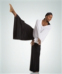 Adult Palazzo Plus Size Dance Pant - You Go Girl Dancewear