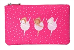 Sassi Designs ARA-60 Arabesque Ballerina Accessory Pouch  - You Go Girl Dancewear