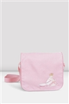BLOCH Girls Shoulder Bag - You Go Girl Dancewear