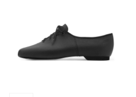 BLOCH Girl's Dance Now S/S Leather Jazz Shoe - You Go Girl Dancewear