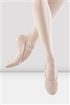 BLOCH Ladies Dansoft Leather Ballet Shoes - You Go Girl Dancewear!