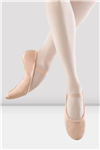 BLOCH Child Girls Dansoft Full Sole Leather Ballet Shoe - You Go Girl Dancewear!