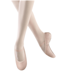 BLOCH Ladies Belle Full Sole Leather Ballet Shoe without Drawstring - You Go Girl Dancewear!