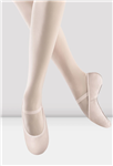 BLOCH Child Belle Full Sole Leather Ballet Shoe without Drawstring - You Go Girl Dancewear!