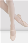 BLOCH Giselle Full Sole Leather Ballet Shoe without Drawstring - You Go Girl Dancewear!