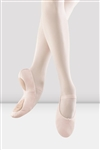 BLOCH Child Girls Dansoft II Split Sole Leather Ballet Shoe - You Go Girl Dancewear!