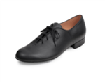 BLOCH Men's Jazz Oxford Leather Sole Character Shoe - You Go Girl Dancewear