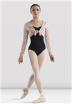 BLOCH Ladies Jessie Crop Tie Front Top - You Go Girl Dancewear!