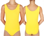 BP Designs Plus Size Tank Leotard - Made To Order - Multiple Colors - You Go Girl! Dancewear