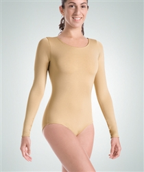 Body Wrappers Adult Long Sleeve Body Liner