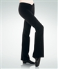 Body Wrappers Adult Microfiber Jazz Pant - BW-0696XX