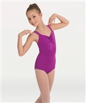 Body Wrappers Camisole leotard with wide straps - You Go Girl Dancewear