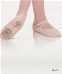 Body Wrappers Youth 4-Way Stretch Ballet Slipper