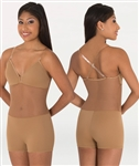 Body Wrappers Adult Camisole Convertible Body Short