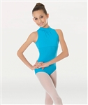 Body Wrappers Girls High Neck Leotard