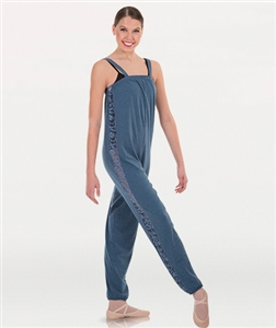 Body Wrappers Tween Loose Fit Overall