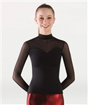 Body Wrappers Adult Long Sleeve Pullover