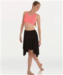 Body Wrappers Hi-Low Dance Skirt - You Go Girl Dancewear