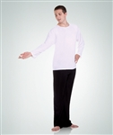Body Wrappers Adult Unisex Straight Leg Pant