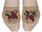 Body Wrappers tattoo saver rose - 602A