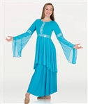 Body Wrappers Adult Lace Tunic - You Go Girl Dancewear