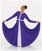 Body Wrappers Women's Plus Size Worship Dance Cross Component
