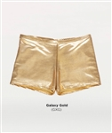 Body Wrappers Galaxy Gold Hot Shorts