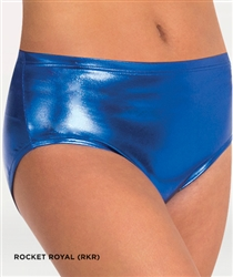Body Wrappers Adult and Child Royal Trendy Dance Brief