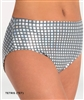 Body Wrappers Adult and Child Tetris Trendy Dance Brief