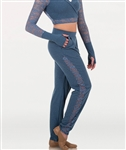 Body Wrappers Adult Comfy-Fit Baggy Pant