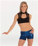 Body Wrappers Adult Shorts