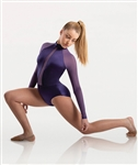 Body Wrappers Adult Satin Leotard