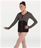Body Wrappers Zip Front Jacket  - You Go Girl Dancewear