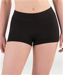 Body Wrappers Adult Active Boy-Cut Short - You Go Girl Dancewear!